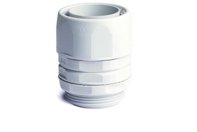 Переходник армированная труба-коробка, IP65, 2