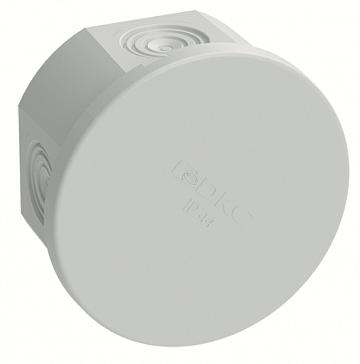 Коробка ответвит. с кабельными вводами, IP44, д.65х35мм DKC 53500 DKC