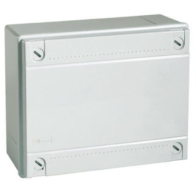 Коробка ответвительная с гладкими стенками, IP56, 120х80х50мм DKC 53910 DKC