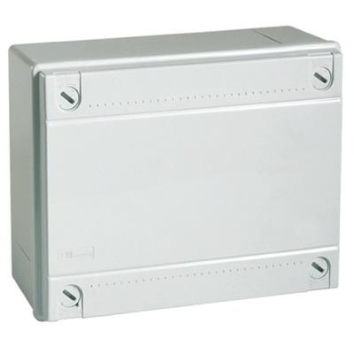Коробка ответвительная с гладкими стенками, IP56, 300х220х120мм DKC 54310 DKC