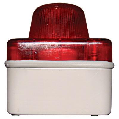 Сигнальная световая арматура, IP54, цвет красный DKC 59601 DKC