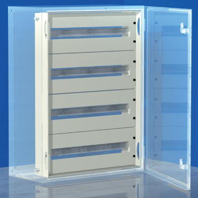 Панель для модулей, 20 (2 x 10) модулей, для шкафов CE, 400 x 300мм RAMblock DKC R5TM43 DKC