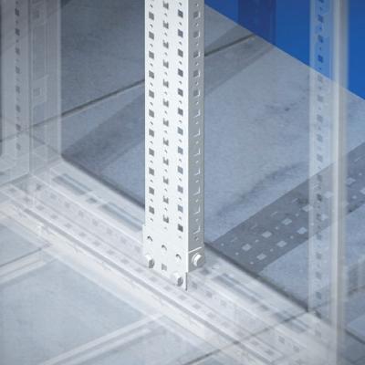 Рейки вертикальные, широкая, для шкафов CQE В=1800мм, 2шт. RAMblock DKC R5PDV18 DKC