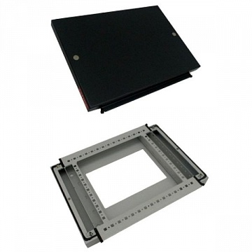 Комплект, крыша и основание, для шкафов DAE, ШхГ: 1000 x 600 мм RAMblock DKC R5DTB106 DKC