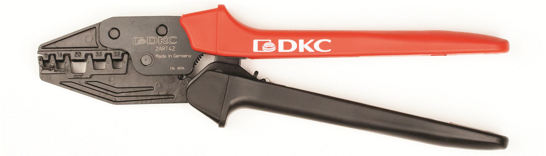 Клещи для обжима наконечников-гильз 25-30мм.кв Quadro DKC 2ART42 DKC