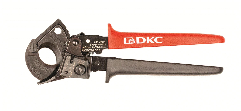 Механические ножницы с защелкой для кабеля диаметром до 32мм Quadro DKC 2ART62 DKC