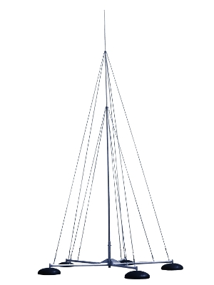Комплект молниеприемника, 10 м Jupiter DKC NL7010 DKC