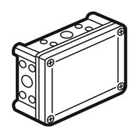 Многофункциональный активатор в корпусе IP55 приемники - радио - 2 канала - 2500 Вт или 2 выхода с сухими НО/НЗ контактами 573860 Legrand