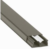 Мини-плинтус DLPlus - 40x16 - 2 отделения - длина 2,1 м - коричневый 030081 Legrand