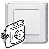 Светорегулятор - Cariva - 40-300 В/ВА - 50 Гц - белый 773617 Legrand