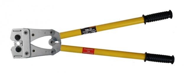 Пресс клещи ПКМ-120 10-120 кв.мм, 6-гранный обжим TPKM6-120 Texenergo