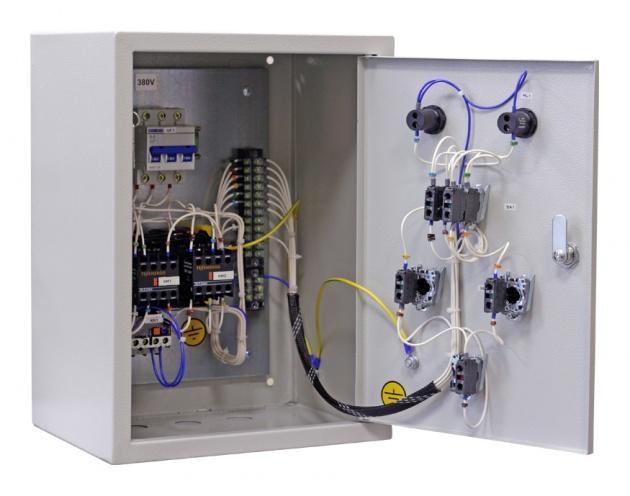 Яшик управления АД Я5411-1874 УХЛ4 Т.р.0,4-0,63А 0,18 кВт SU5411-1801 Texenergo
