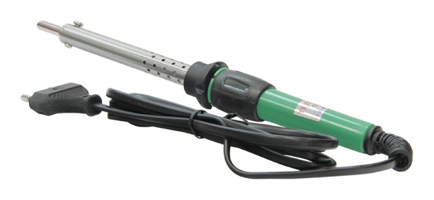 Паяльник ЭПСН-40Вт 220В 50Гц пластик.рукоятка EIS040MRH Texenergo
