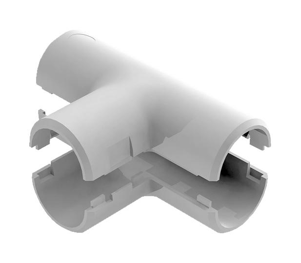 Тройник разборный 16 мм Tyco  Tyco