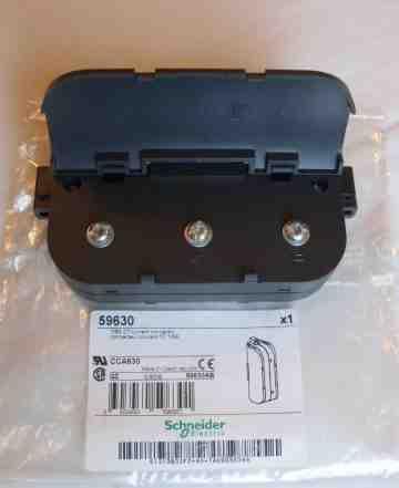 Sepam Дополнительные разъемы,токовый разъем для ТТ 1 А / 5 А 59630 Schneider Electric