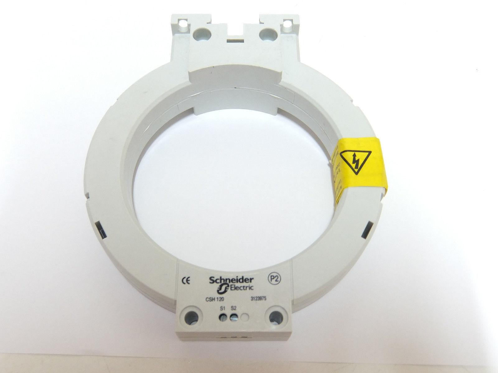 Трансформатор тока нулевой последовательности СSH 120 (∅ 120 мм) 59635 Schneider Electric