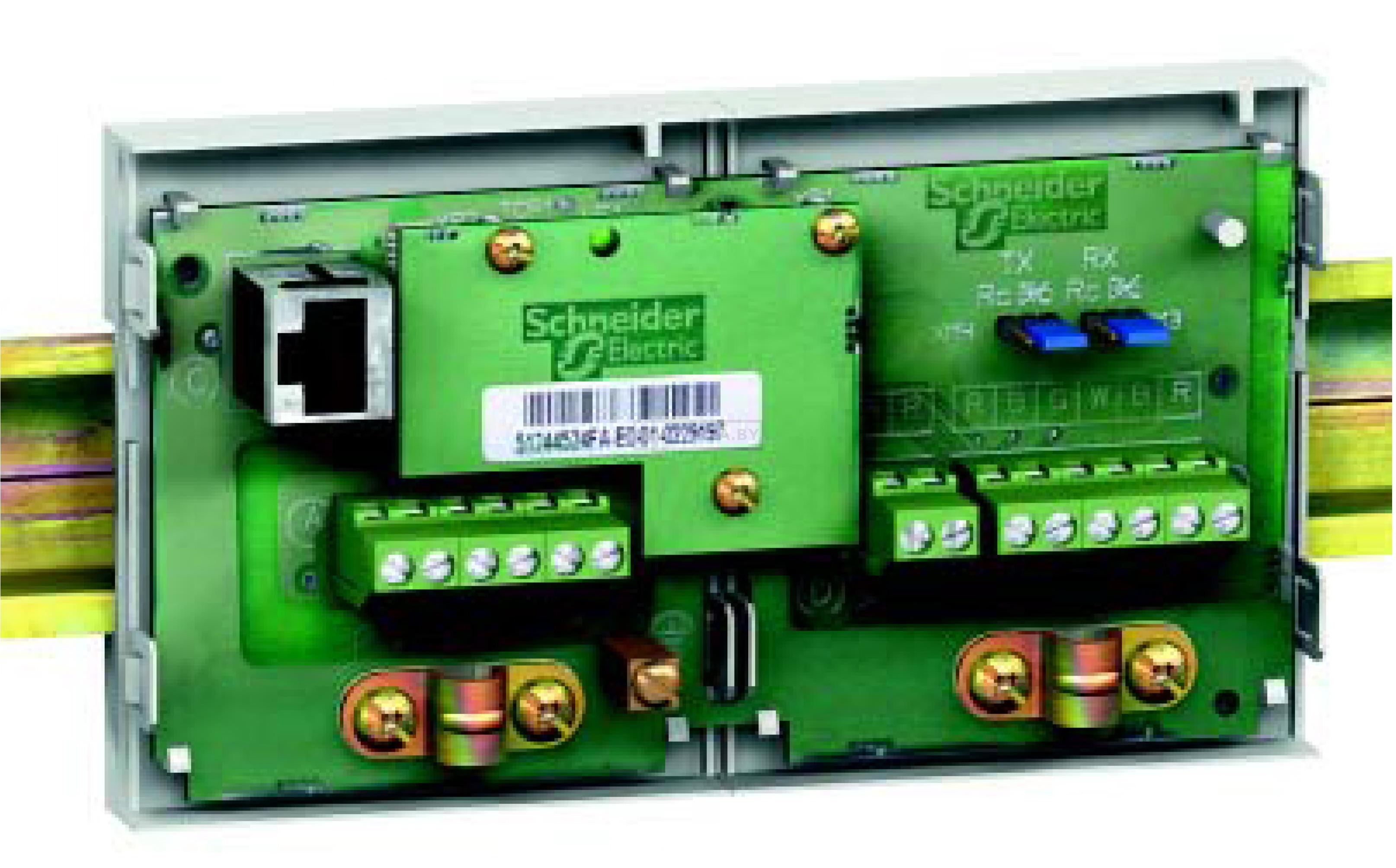 Sepam Оборудование связи,модуль оптоволоконной линии связи Modbus, без кабеля ССА 612 59644 Schneider Electric