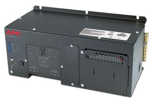 ИБП APC на DIN-рейку/монтажную плату, 500 ВА, 220 В, без встроенной АКБ SUA500PDRI Schneider Electric