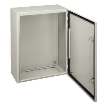 Шкаф CRN с платой 600X500X250 NSYCRN65250P Schneider Electric