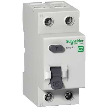 УЗО EASY 9 2п 40A/30мА AC 0,5/4,5кА EZ9R34240 Schneider Electric