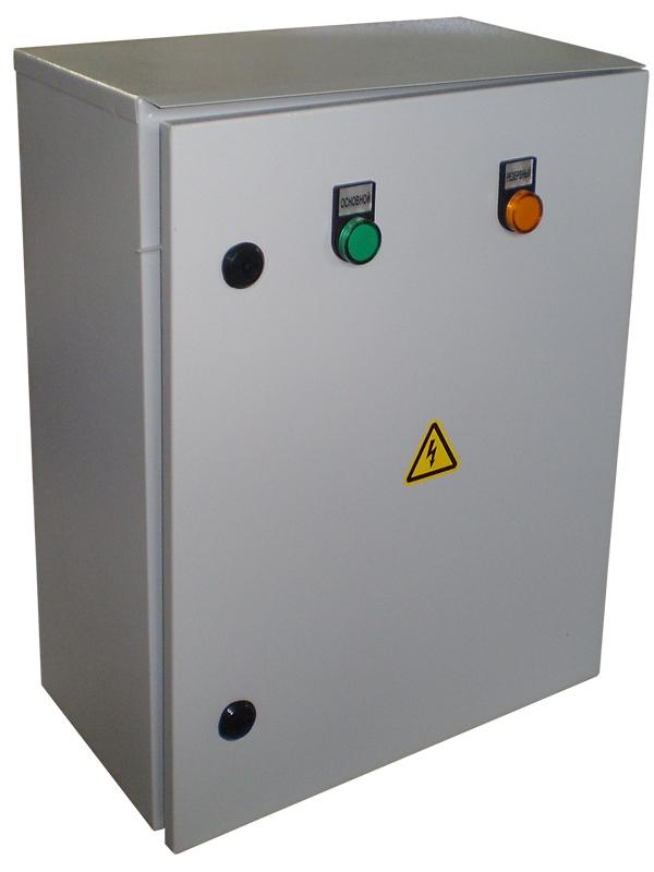 Щит автоматического ввода резерва ЩАП-12 УХЛ4 1ф 25А IP54 SAP11-2501-31 Texenergo