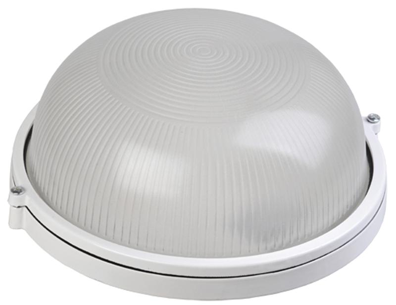 Светильник НПП-1101 белый/круг 100Вт IP54 LNPP0-1101-1-100-K01 IEK