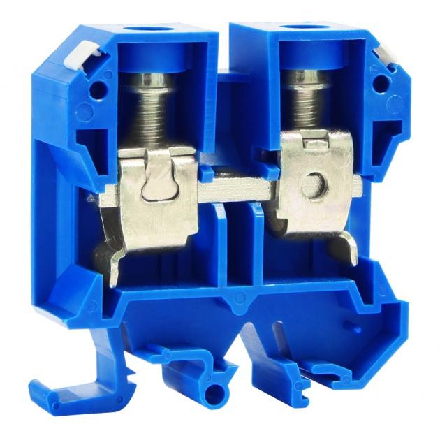 Клемма ЗНИ 35мм синий ZN1-035-K07 Texenergo