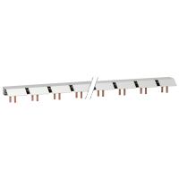 Шинка гребенчатая 1П+H для DPN Vigi шаг 9 мм 12 мод 18мм 80А разрезаемая A9N21037 Schneider Electric