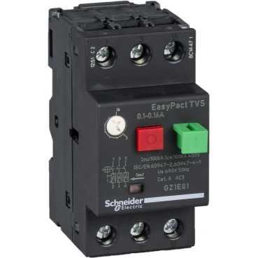Автоматический выключатель GZ1E 1,6-2,5A GZ1E07 Schneider Electric