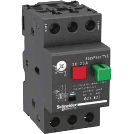 Автоматический выключатель GZ1E 24-32A GZ1E32 Schneider Electric