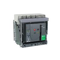 Авт.выкл. EasyPact MVS 4000А 3P 50кА эл.расц. ET2I стац. с ручн.приводом MVS40N3MF2L Schneider Electric