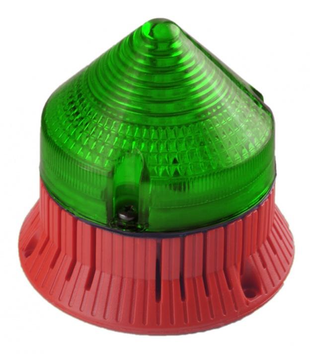 CTLA1200FCL240A4 зеленый IP30 (33824) CTLA1200FCL240A4 Sirena
