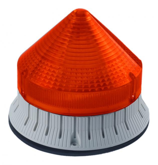 Маяк мигающий CTL900LMT красный 12/24/48В пост.ток IP54 (33563) CTL900LMT1248D3 Sirena