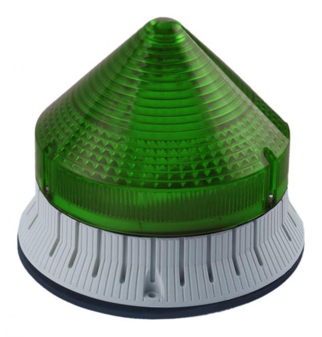 CTL1200LMT зеленый 12/24/48В DC IP54 (33604) CTL1200LMT1248D4 Sirena