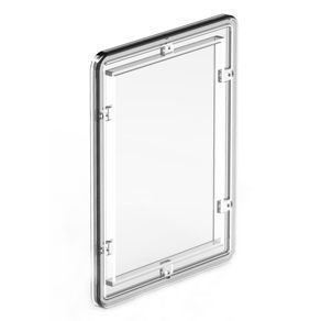 Окно смотровое пластиковое (119х159мм) EAX-W2216-119159 Без производителя