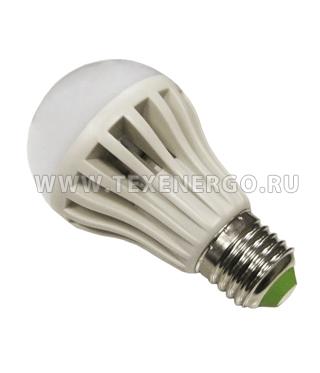 Лампа LED-А60-econom 11Вт 220В Е27 4000К 960Лм ASD 4690612001715 АСД