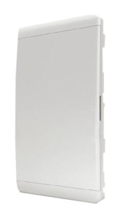 Корпус ЩРВ-П-36 мод (BVN 40-36-1) непрозр.бел дверь IP40 BVN 40-36-1 Tekfor