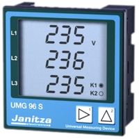 Мультиметр UMG 96L 52.14.001 Janitza