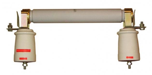 Предохранитель высоковольтный ПКТ-101-10-16-12,5 У3 L=412mm D=55mm  Идрицкий завод высоковольтной аппаратуры