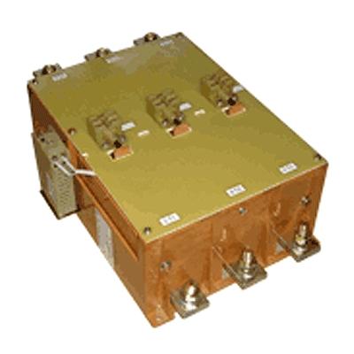Контактор вакуумный КВ2-630-3 В3 630А 380В 50Гц 3з+3р 133331205.01 ЧЭАЗ
