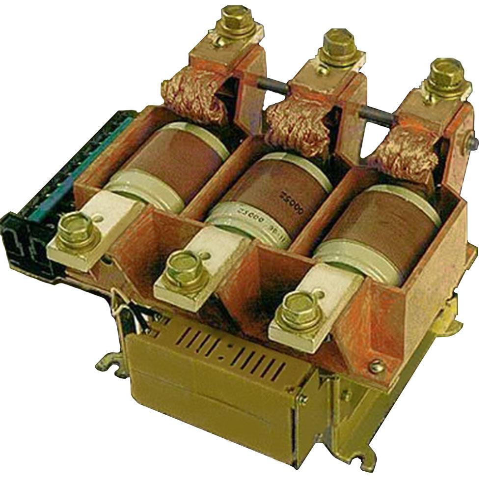 Контактор вакуумный КВ1-400-3 В3 400А 220В 50Гц 2з+2р 135323200.01 ЧЭАЗ