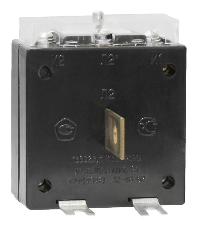 Трансформатор тока Т 0,66 100/5А кл.0.5 5ВА T066-100-5-05-5 УФК по Костромской области
