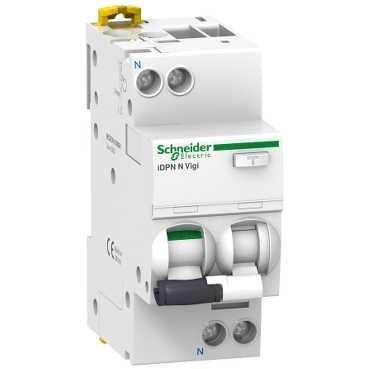 Дифавтомат iDPN N VIGI 1п+N 16A/30мА AC C 6кА A9D31616 Schneider Electric