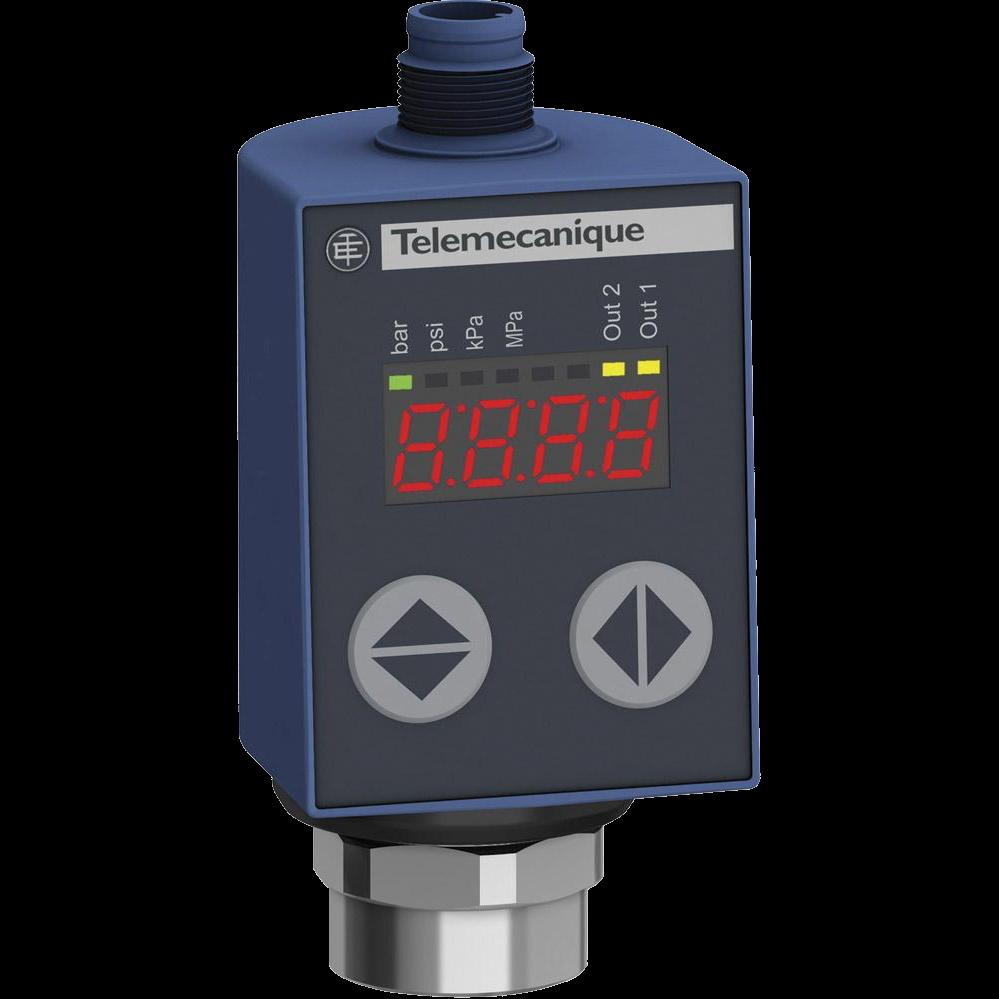 Датчик давления XMLR 2.5 бар, 4-20мА, PNP XMLR2D5G1P25 Schneider Electric
