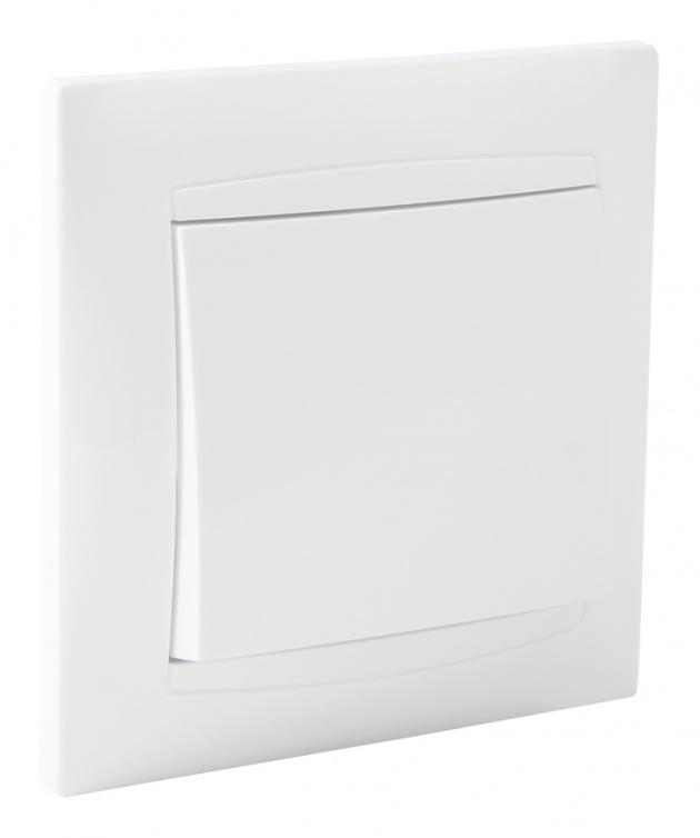 Выключатель белый с/у 1кл. 250В 10А Texenergo С16-122 Texenergo