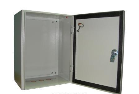 Щит с монтажной панелью ЩМП-05 400x400x155 IP54 Е20-15-404015-54 Texenergo