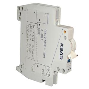 Модуль свободных и сигнальных контактов (ВМ63) 103899 КЭАЗ