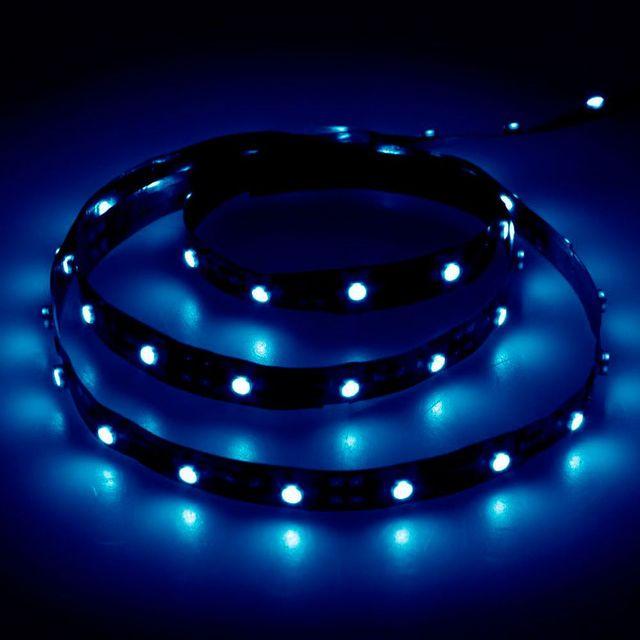 Лента светодиодная LEDх60/м 4.8w/m с драйвером 12в белая (5м) (LS603 белый) 27696 Feron
