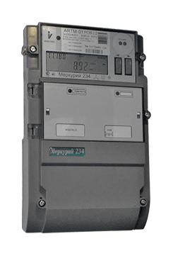 Счетчик электроэнергии Меркурий 234 ARTM-01 POB.G 3*230/400, 5(60)А, мн.т., кл.т.1,0 /2,0, оптопорт, RS-485,GSM/GPRS  Инкотекс