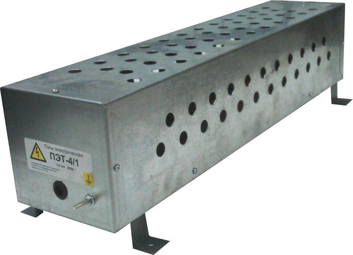 Электрическая печь ПЭТ-4-1,5 220 без шнура, без выключателя  Россия